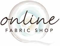 Online Fabric Shop Logo